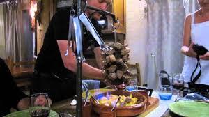 potence cuisine flambage potence la poutre valloire