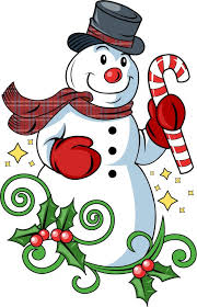 christmas frosty thesnowman clipart free christmas frosty