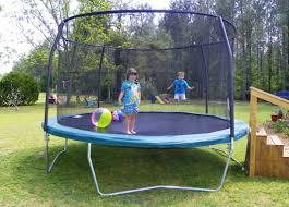 backyard trampoline crafts home