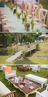 ruth u0026 steven an u0027english afternoon tea garden party u0027 daytime