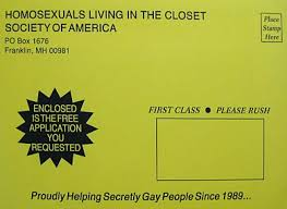 urban outfitters hawking gays in closet envelopes advocate com