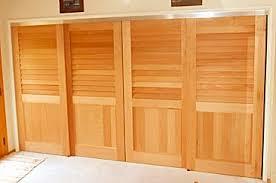 Closet Door Opening Replacement How Do I Replace A Non Standard Oversize Closet