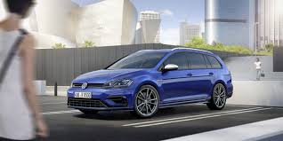 volkswagen golf variant 2019 vw golf r variant will have 347 hp and sleek styling