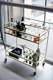 Home Mini Bar by Best 25 Bar Carts Ideas On Pinterest Bar Cart Bar Trolley And