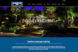 portfolio landscape lighting thinking2 portfolio showcasing website design web development