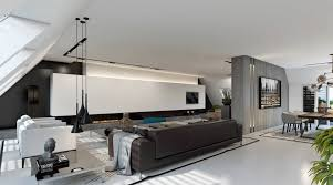 penthouse design ultramodern dusseldorf penthouse design by ando studio caandesign