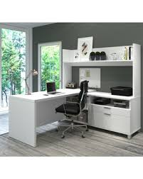 Executive Desk With Hutch Spectacular Deal On Carrozza L Shape Metal Leg Executive Desk With