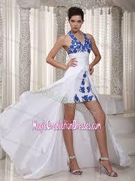5 grade graduation dresses halter high low 5th grade graduation dresses with appliques in sherman