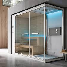 Bathroom Floor Lighting by Bathroom Design Remodel Shower Sauna Square Wall Glass Gray