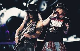 Guns And Roses - guns n roses is back but they never really went away westword