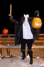 Unique Halloween Costumes Men Headless Horseman Sleepy Hollow Costume Ideas Halloween
