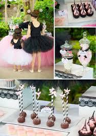 this fabulous parisan chic ballerina in paris themed birthday