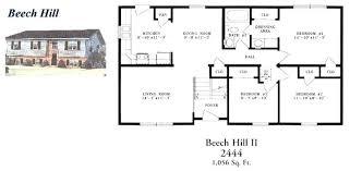 multi level floor plans raised homes floor plans novic me