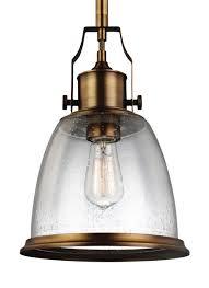 brass mini pendant light p1355agb 1 light pendant aged brass