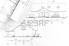 new house blueprints architectural blueprints of new home and construction plans rolls