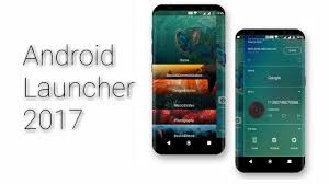 unique android launcher 2017 youtube