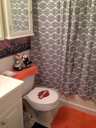 Beautiful Shower Curtains by Beautiful Harley Davidson Bathroom Shower Curtains In Interior