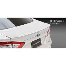 2013 ford fusion spoiler carbon 2013 fusion 5 kit
