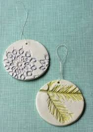 paper clay ornaments crafts and ideas