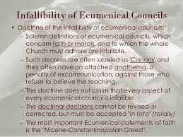Ecumenical Councils Of The Catholic Church Definition Holy Tradition Part 2 Being Seen By Them During Forty Days And