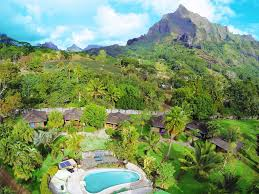 village temanoha paopao french polynesia booking com