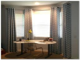 Bay Window Curtains Bay Windows Curtains Window Ready Made Curtain Pole Uk Ikea