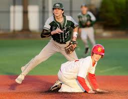 stratford baseball comes back beats new milford connecticut post