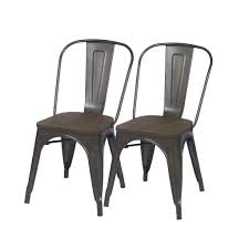Cafe Style Dining Chairs Industrial Style Leather Dining Chairs U2013 Apoemforeveryday Com