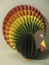 thanksgiving paper turkey crafts find craft ideas