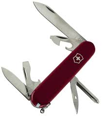 tinker swiss army knife red