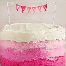 cake banner topper birthday cake banner printable