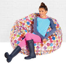 Tie Dye Bean Bag Chair Iscream Products Iscream