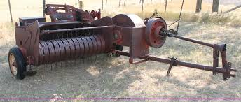 massey ferguson 10 square baler item l9886 sold wednesd