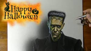 Halloween Monster Ideas Drawing Frankenstein U0027s Monster Halloween 2016 Costume And Makeup