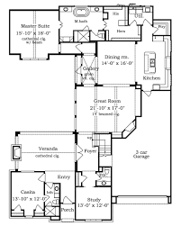 pool home floor plans