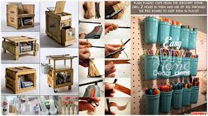 simple home decor crafts extremely simple home decor ideas 45 easy diy crafts home designs