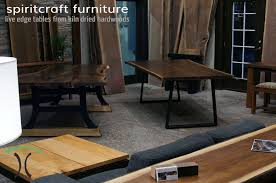 live edge table chicago living edge showroom live edge tables in chicago area