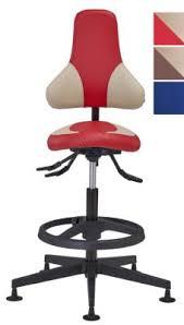 siege d atelier siège haut ergonomique d atelier bicolor