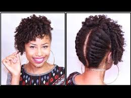 black women pin up hair do curly twisted pin up natural hair tutorial youtube