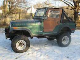 jeep amc 1979 amc jeep golden eagle cj5 cj 5 jeep cj lifted with extras