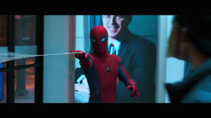 spider man 65 screenshots from the spider man homecoming trailer