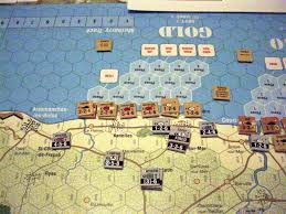 Normandy Map The Battle For Normandy U2013 Boardgame Review Armchair General
