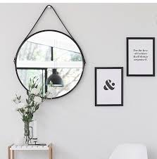 Unique Mirrors For Bathrooms by 95 Best Round Mirrors Images On Pinterest Round Mirrors Round