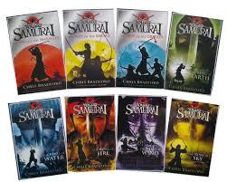 young samurai chris bradford young samurai 8 books collection
