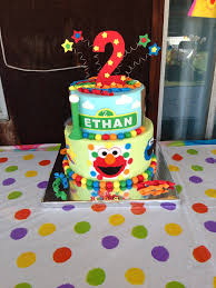 sesame birthday sesame birthday cake ethan s 2nd birthday