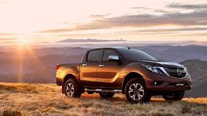 mazda official mazda bt 50 facelift goes official with minor design changes