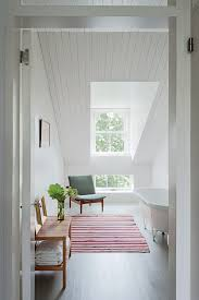 Reinvention Of An Industrial Loft Of Every Stripe 9 Favorite Striped Rugs In The Bath Classic