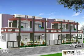 Row House In Vashi - row house plot clasf