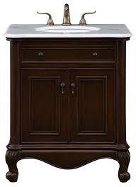 Traditional Bathroom Vanities Luxe 30