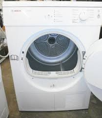Bosch Clothes Dryers Bosch Classixx 7 Wtv74104uk Vented Sensor Tumble Dryer U2013 H2o